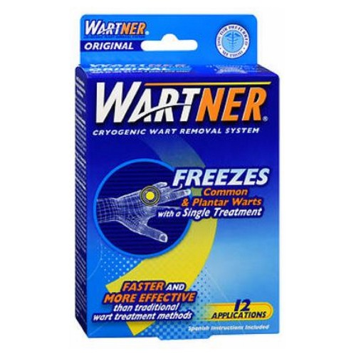 Wartner Cryogenic Wart Removal System - 12 each