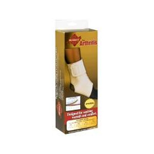 Scott Specialties Ankle Wrap For Arthritis Thermadry Beige Large BEIGE, LARGE 1 each