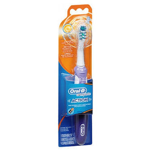 Oral B Cross Action Power Dual Clean Toothbrush