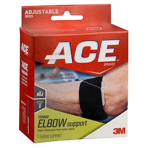 Ace Tennis Elbow Support 1 each by 3M