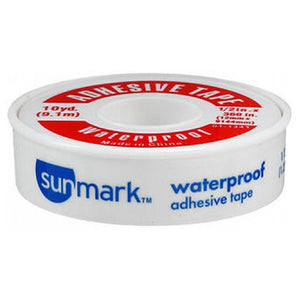 Sunmark Waterproof Adhesive Tape - 1/2 Inch X 360 Inches 1 each