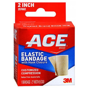 Ace Elastic Bandage With Hook Closure - 2 inches 1 each