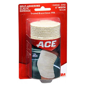 Ace Self-Adhering Elastic Bandage 4 inches 1 each by Ace