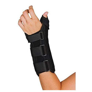 Thumb Wrist Support Sportaid Left Medium 1 each