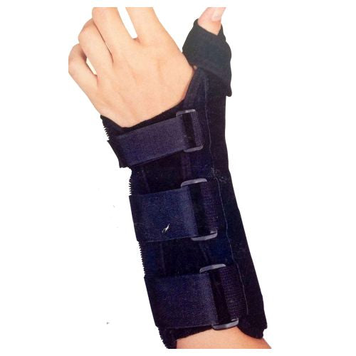 Thumb Wrist Support Sportaid Left Large 1 each