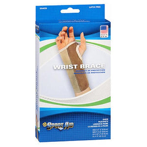 Sportaid Wrist Brace Palm Stay Beige Right Large 1 each by Sport Aid