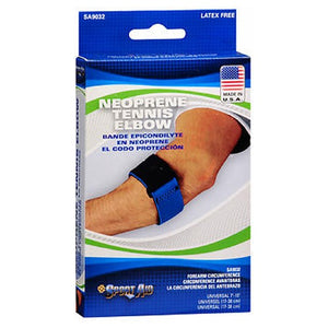 Sport Aid Elbow Brace Neoprene Support - Blue Large 1 each