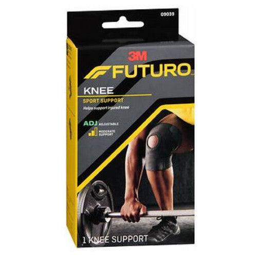 Futuro Knee Sport Support Adjustable Moderate each