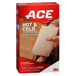 Ace Knitted Cold/Hot Compress Reusable 1 each