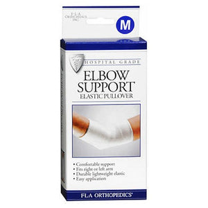 Fla Orthopedics Elbow Support Elastic Pullover Medium 1 each