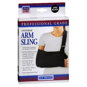 Fla Orthopedics Pro-Lite Universal Arm Sling Black 1 each