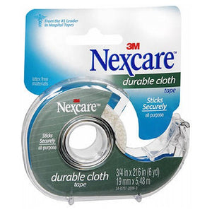 Nexcare Durable Cloth Tape - 6 Yards