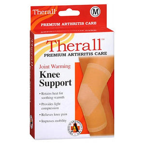 Therall Joint Warming Knee Support Medium 1 each