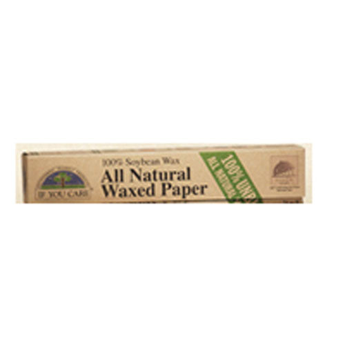 All Natural Waxed Paper 100% Unbleached 75 FT by If You Care