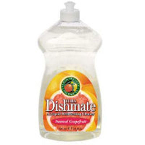 Ultra Dishmate Liquid Dishwashing Cleaner Natural Grapefruit 25 oz(case of 6) by Earth Friendly 1,4-Dioxane Free100% Natural*Biodegradable and RecyclableDesign for The Environment U.S. EPAFor Love of the Planet Recognized for Safer Chemistry