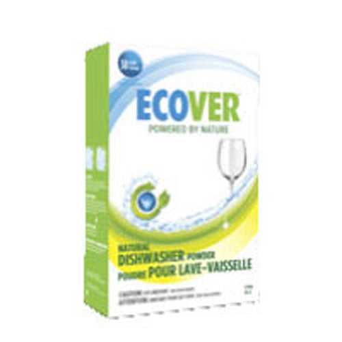 Automatic Dishwasher Powder 48 OZ by Ecover 38 Loads/Charges BiodegradablePowered by NatureSuitable for Septic Tanks