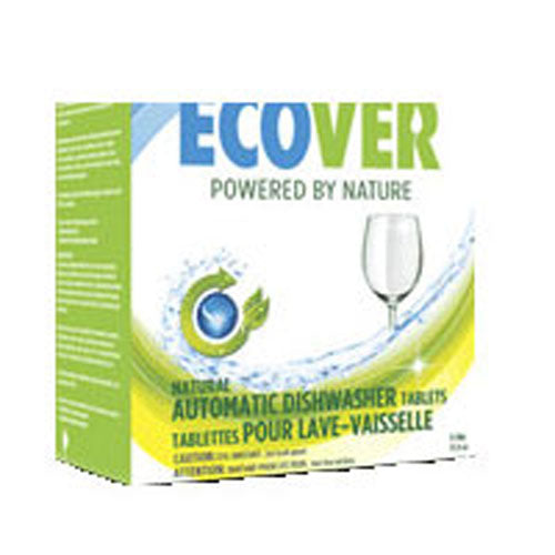 Automatic Dishwasher Tablets 17.6 OZ by Ecover BiodegradablePowered by NatureSuitable for Septic Tanks