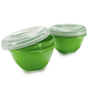 Food Storage - Large Apple Green 25.5 OZ