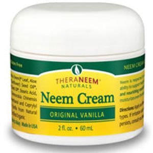 Neem Cream - Vanilla 2 OZ