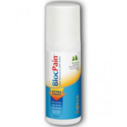 Blocpain Extra Strength Roll-On - 3 OZ