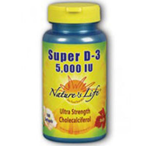 Super D-3 - 100 SOFTGELS