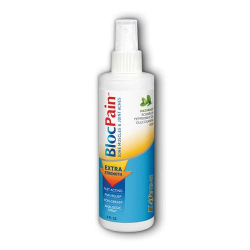 Blocpain Spray 8 OZ by Life Time Nutritional Specialties