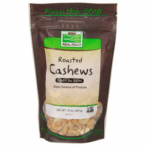 Cashews Roasted and Salted - 10 oz