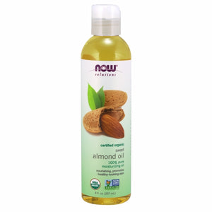 Sweet Almond Oil - 8 oz