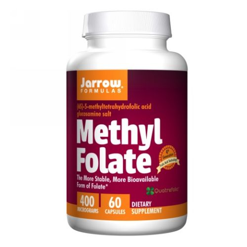 Methyl Folate - 60 Caps