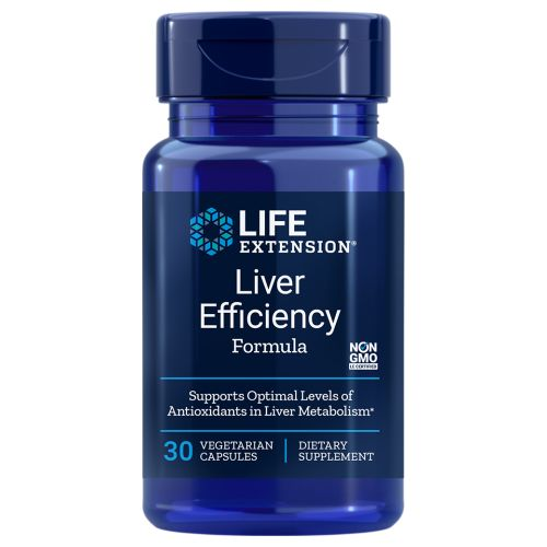 Liver Efficiency Formula - 30 Vcaps