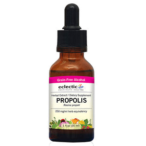 Propolis Single Strength - 1 Oz with Alcohol