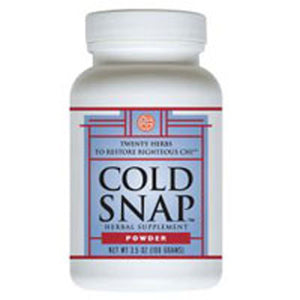 Cold Snap Powder 100 gms by OHCO (Oriental Herb Company)