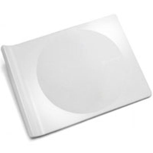 Plastic Cutting Board White Small 1 ct