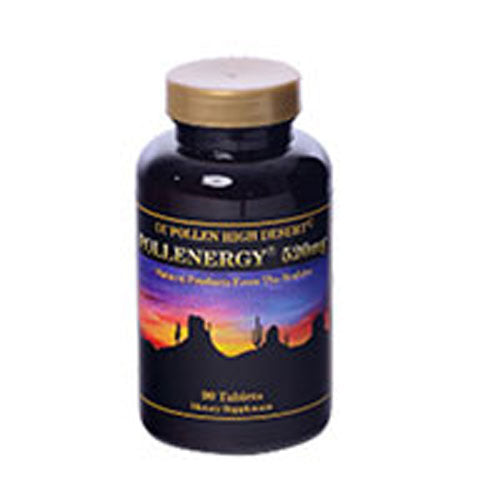 Pollenergy 60 Chewable Tablets by Cc Pollen Dietary Supplement