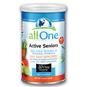 Active Seniors Formula 10 Day Supply - 10 Day supply 5.29 Oz