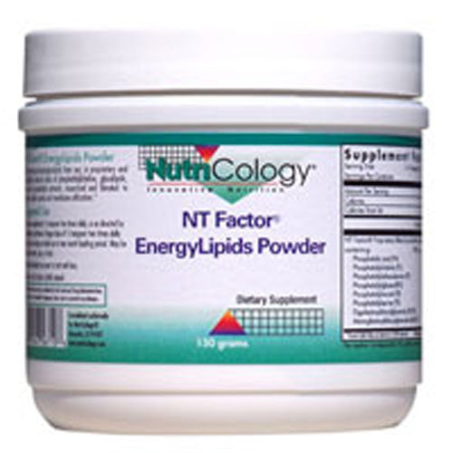 NT Factor Energy Lipids Powder 150 GRAMS by Nutricology/ Allergy Research Group