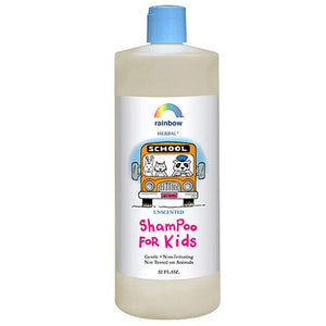 Shampoo For Kids Unscented 32 OZ