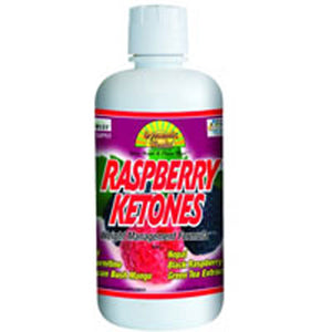 Raspberry Ketones Juice Blend - Liquid 32 oz