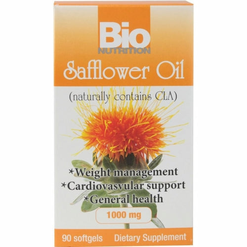 Safflower Oil - 90 SOFTGELS