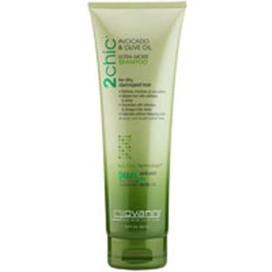 2Chic Ultra-Moist Shampoo - Avocado and Olive Oil 8.5 OZ