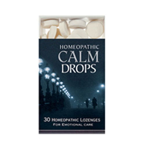 Homeopathic Calm Drops - 30 LOZENGES