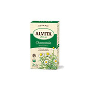 Organic Herbal Tea Chamomile 24 BAGS by Alvita Teas