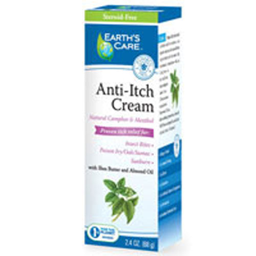Anti-Itch Cream - 2.4 OZ