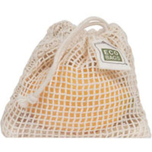 Natural Cotton Soap Bag 4 x 4.25 1 Bag by Eco Bags
