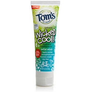 Children's Anticavity Wicked Cool Toothpaste - 4.2 oz