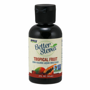 Better Stevia Liquid Sweetener - Tropical Fruit 2 fl oz