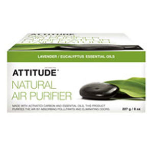Natural Air Purifier Lavender Eucalyptus 8 Oz by Attitude