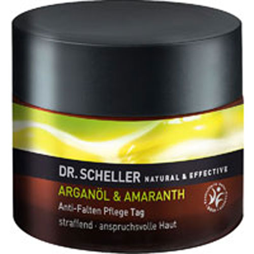 Argan Oil and Amaranth Anti Wrinkle Day Care 1.8 Oz by Dr. Scheller