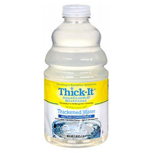 Thick-It Aquacare Thickened Water Nectar Consistency - 46 oz