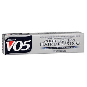 VO5 Conditioning Hairdressing Gray or White or Silver Blonde Hair 1.5 Oz by Vo5